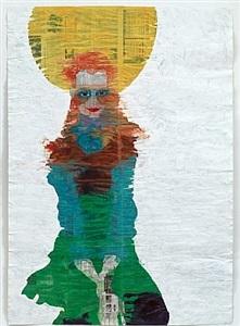 osiris girl by gabriel vormstein