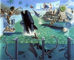 sea world by alexis rockman