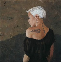 amanda leigh (sold) by vincent giarrano