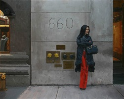 waiting on madison avenue by vincent giarrano