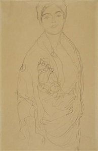 recent acquisitions by gustav klimt