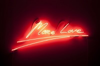 more love by tracey emin