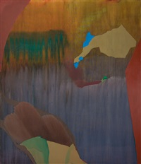 abstract composition by dorothy hood
