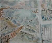 morning sea by david jones