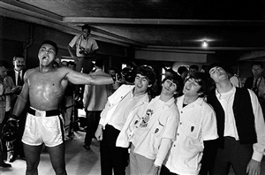ali vs the beatles by chris smith