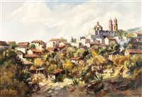 taxco by jose vives-atsara