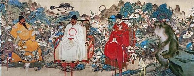 dynasties by hung liu