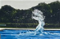 blue portal by eric zener