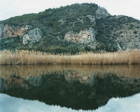 dalyan kaunos, turkey by domingo milella