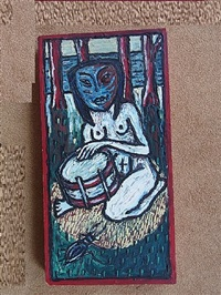 drummer by billy childish