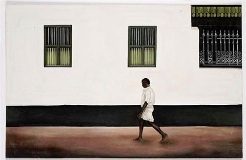walking past a chettinad palace by desmond lazaro