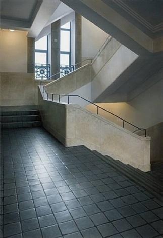 stairway #7- museum by hisaya taira