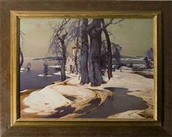 early spring by stepan feodorovich kolesnikov