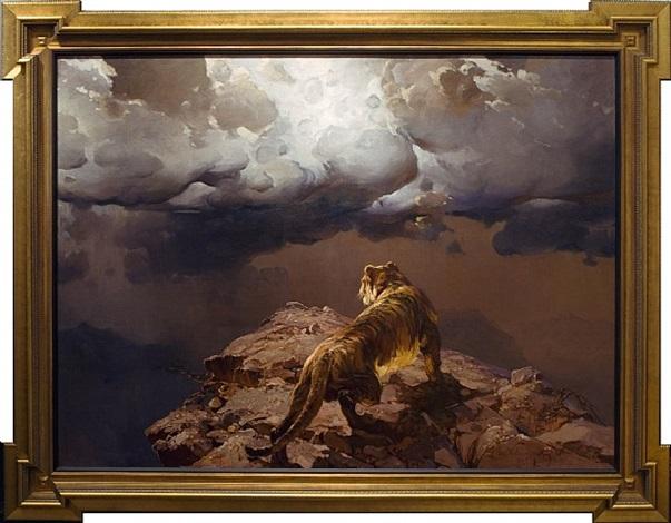 tiger by stepan feodorovich kolesnikov