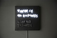 there is no business like no business by rafael lozano-hemmer