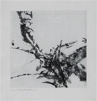 éloge des choses extrêmement légères (361) by zao wou-ki
