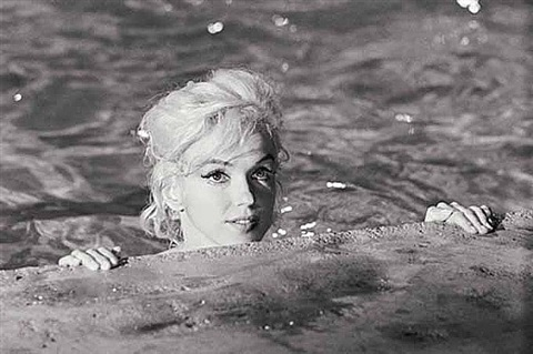 marilyn monroe, something's got to give, may 23 by lawrence schiller