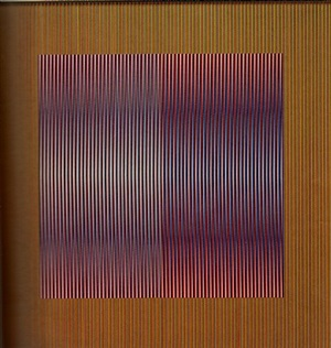 physychromie no. 742 by carlos cruz-diez