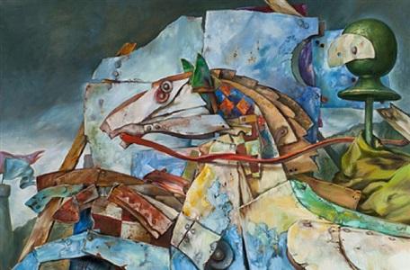 rider by samuel bak