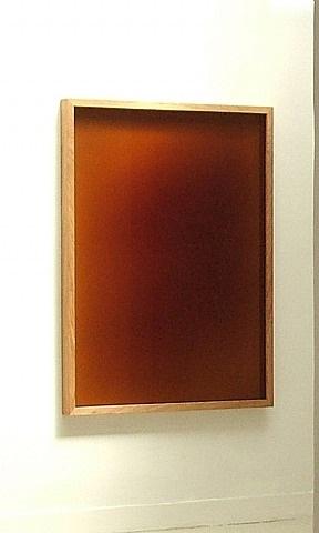"""senza titolo """"cristallo colorato"""" by alberto garutti"""