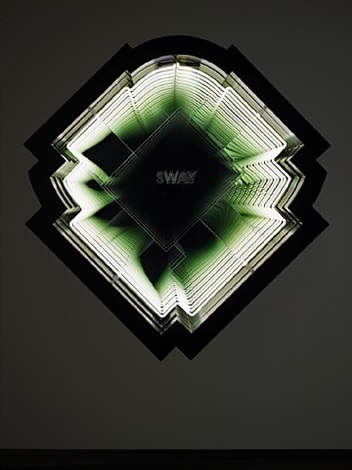 sway (grand gateway) by iván navarro
