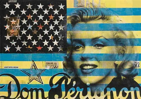 beauty with a mission marilyn by robert mars