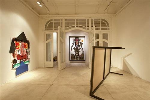 installation view galerie krinzinger 2012 by jannis varelas