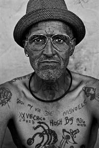 gang member #2, cape town by romney müller-westernhagen
