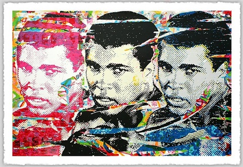 the champ by mr. brainwash