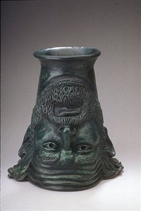 tulip vase by robert arneson