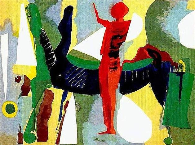 color to form iii by marino marini