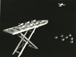 detail: carrier strike! by ian hamilton finlay