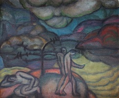 the expulsion by marguerite thompson zorach