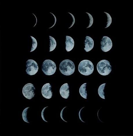 the dark side - moon no. 5 by guo hongwei