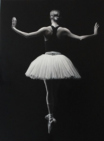 ballet v (sold) by ognian zekoff