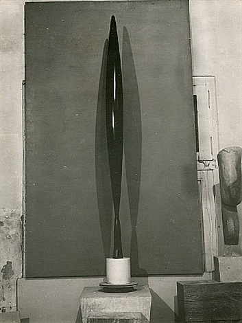 bird in space by constantin brancusi
