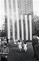 fourth of july, jay, new york by robert frank