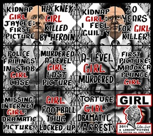 girl by gilbert & george