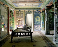 the private audience by karen knorr