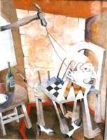 mi estudio by mario martín del campo