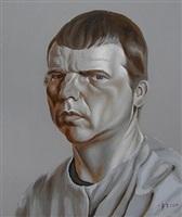 selfportrait, no. 136 by philip akkerman