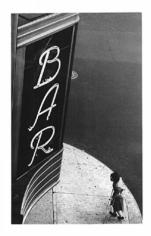 new york, 23rd street by umbo (otto umbehr)