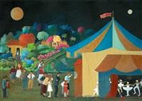 circo literário / circus of literature by constancia nery