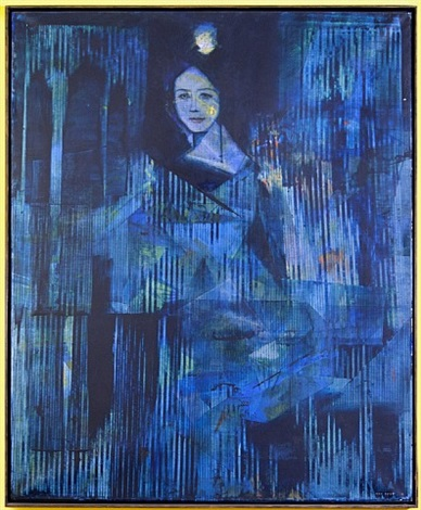 portrait of dorothea by max ernst