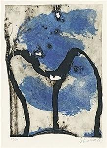3/1972 by emil schumacher