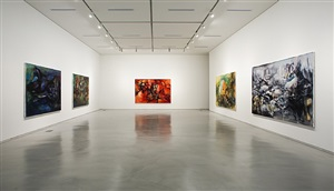installation view by eemyun kang