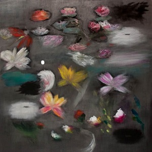 ross bleckner birds brains flowers by ross bleckner