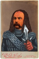untitled (klingon) by alex gross