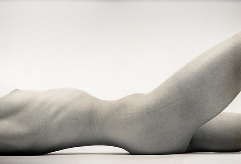 nude by irving penn