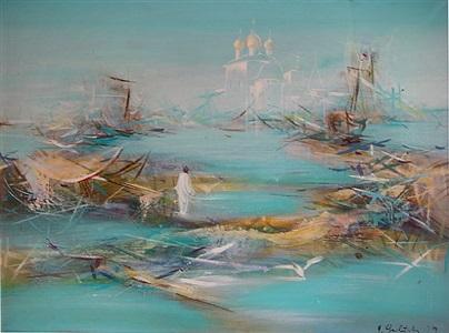 graveyard of ships of hopes (but i still hope) by yuri galetsky